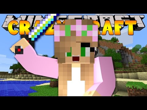 Minecraft Crazy Craft 3.0 : ULTIMATE WEAPONS #10