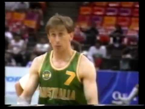1996 Second Half AUS v USA Paralympics