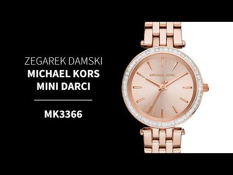 72f1f29101a9 Zegarek Michael Kors Mini Darci MK3366