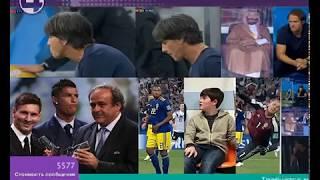Как Йоахим Лёв постарел во время матча Германия-Швеция. Звёзды под лупой №7