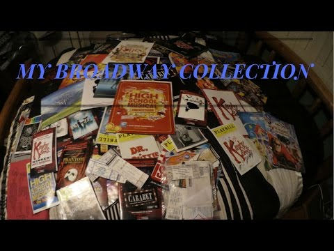 My Broadway Show Collection