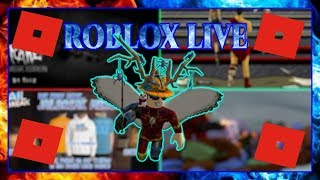 Roblox Live| Road to 1,400 subs| Join the Lit stream