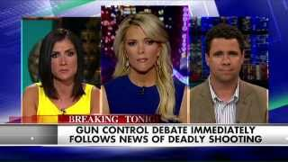 Dana Loesch, Bill Burton debate gun control following WDBJ murders.