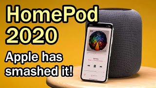 Homepod 2020 - Apple has smashed it!