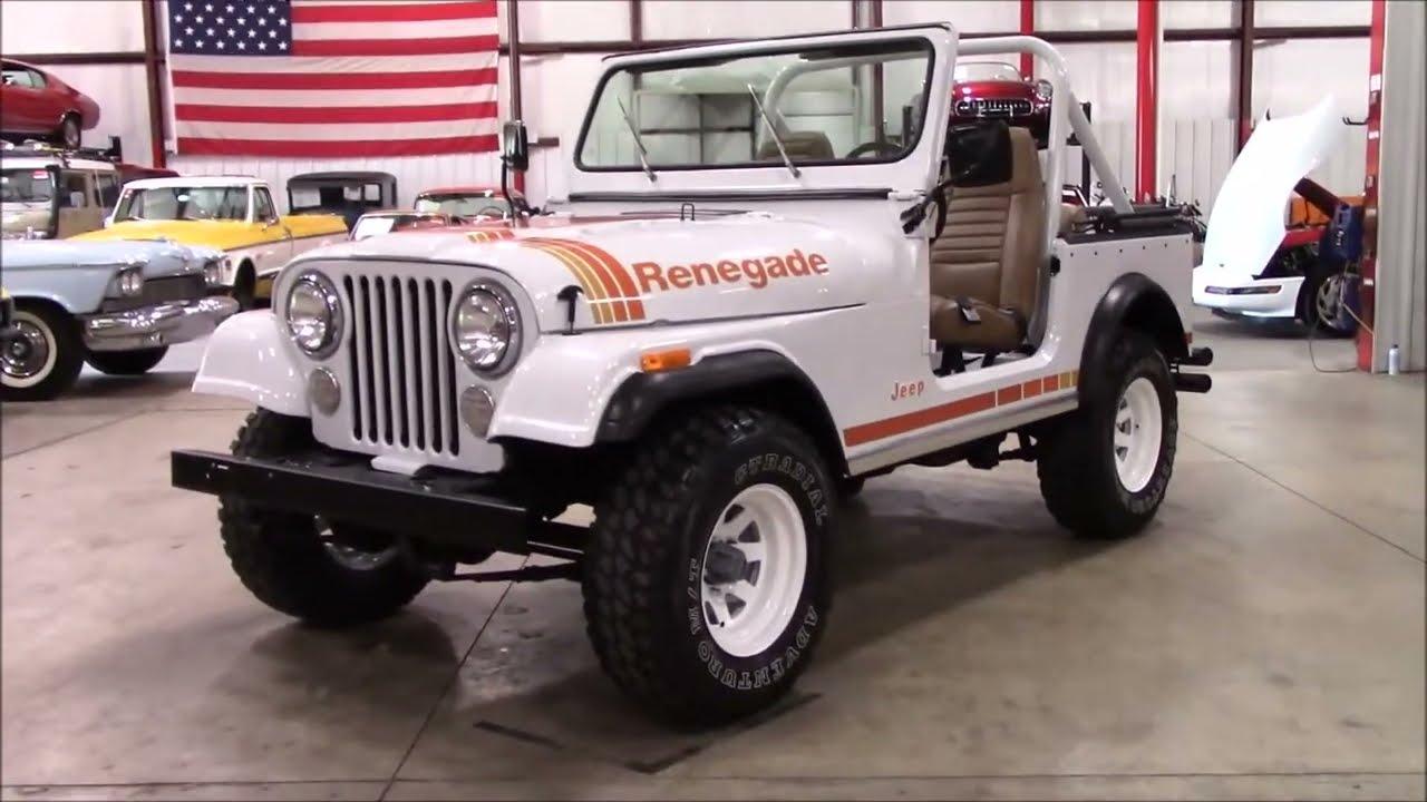 1980 jeep cj7 white [ 1280 x 720 Pixel ]
