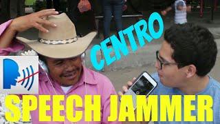 Speech Jammer en el Centro (Entrevistas)