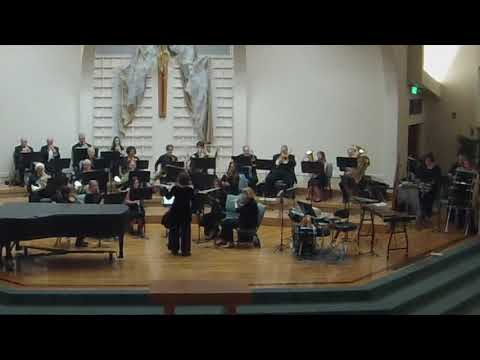 Yuba College Band Concert on 2-28-2020