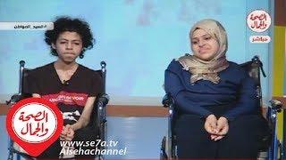 السيد المواطن |الطالبة/ آية مسعود ( المركز الثانى فى الثانوية ) من ذوى القدرات الخاصة 17 7 2017