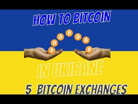 How To Buy Bitcoin In Ukraine