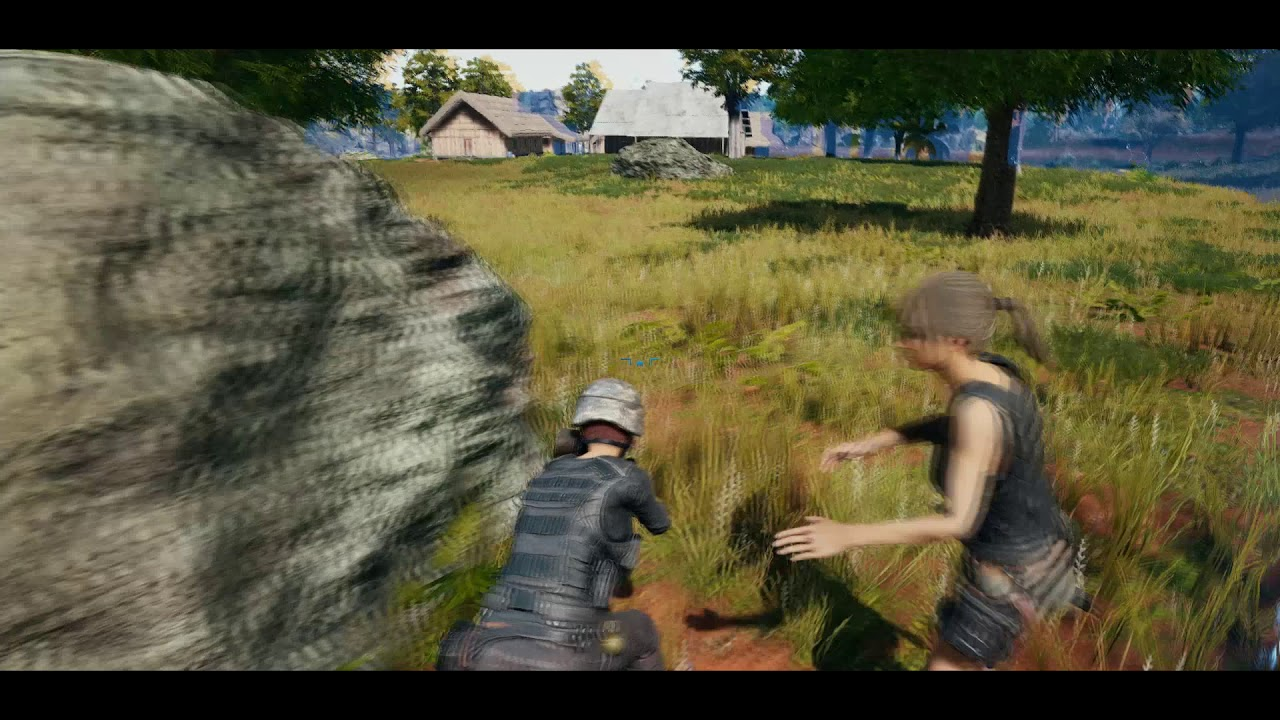 If PUBG has an anime opening || Sanhok Edition