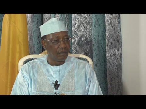 """Idriss Déby sur France24: """"Il faut que les Soudanais arrivent à s'entendre sur l'essentiel"""""""