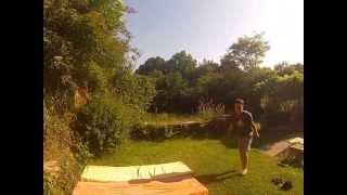 Arzano rivière du scorff (pont-kerlo au moulin du roch)