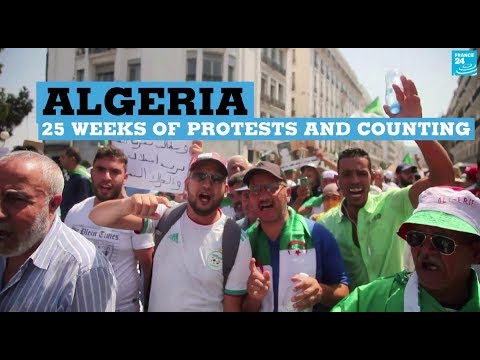 Algeria: 25 weeks of protests and counting
