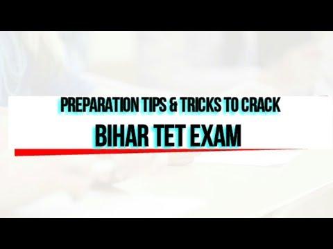 How to Prepare and Crack Bihar TET Exam