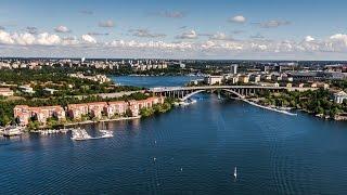 Karlbergs Strand Stockholm 4K