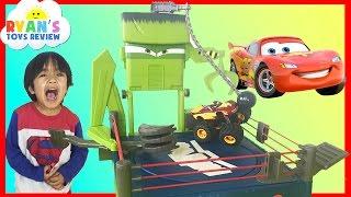 Disney Cars Monster Truck Wrastlin