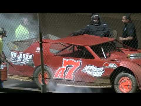 Ohio Valley Speedway Late Model Feature 4-14-18