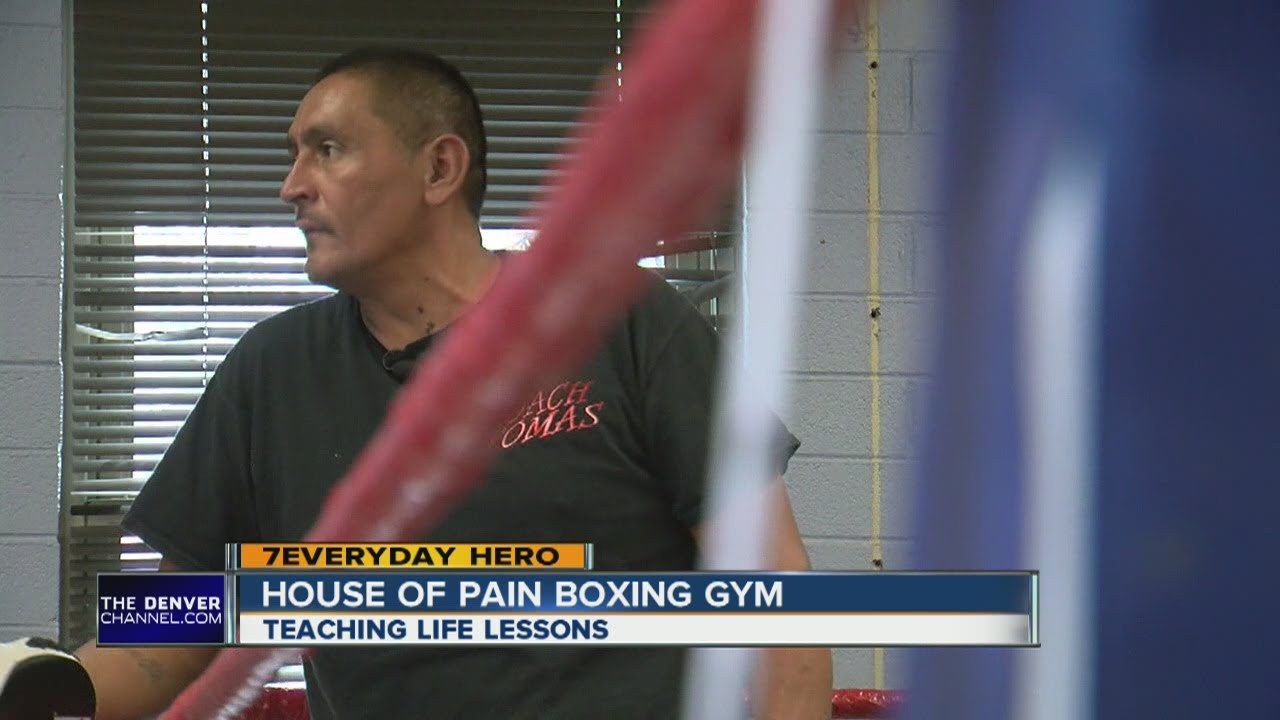 7Everyday Hero uses boxing to teach life lessons