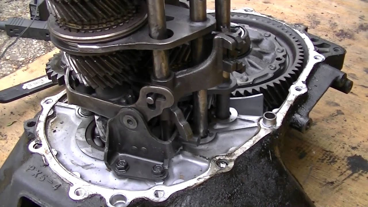 94 beater honda transmission problem and dissection youtube