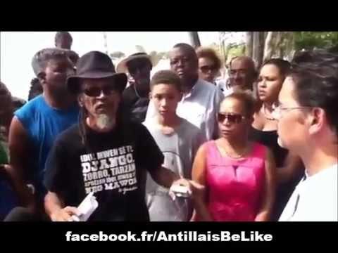 RDV Plage des Raisins Clairs en Guadeloupe