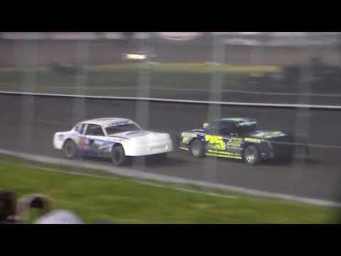 Stock Car Bmain 1 @ Boone Speedway 04/28/18