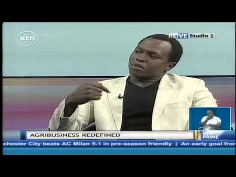 Job center interview: Joseph Macharia – Mkulima young