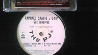 RAPHAEL SAADIQ & Q-TIP GET INVOLVED BENTOWN REMIX