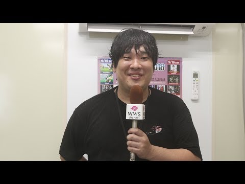 3年連続出演の岡崎体育にインタビュー!MOSSAIポーズで綾小路 翔にアピール!?<氣志團万博2018>