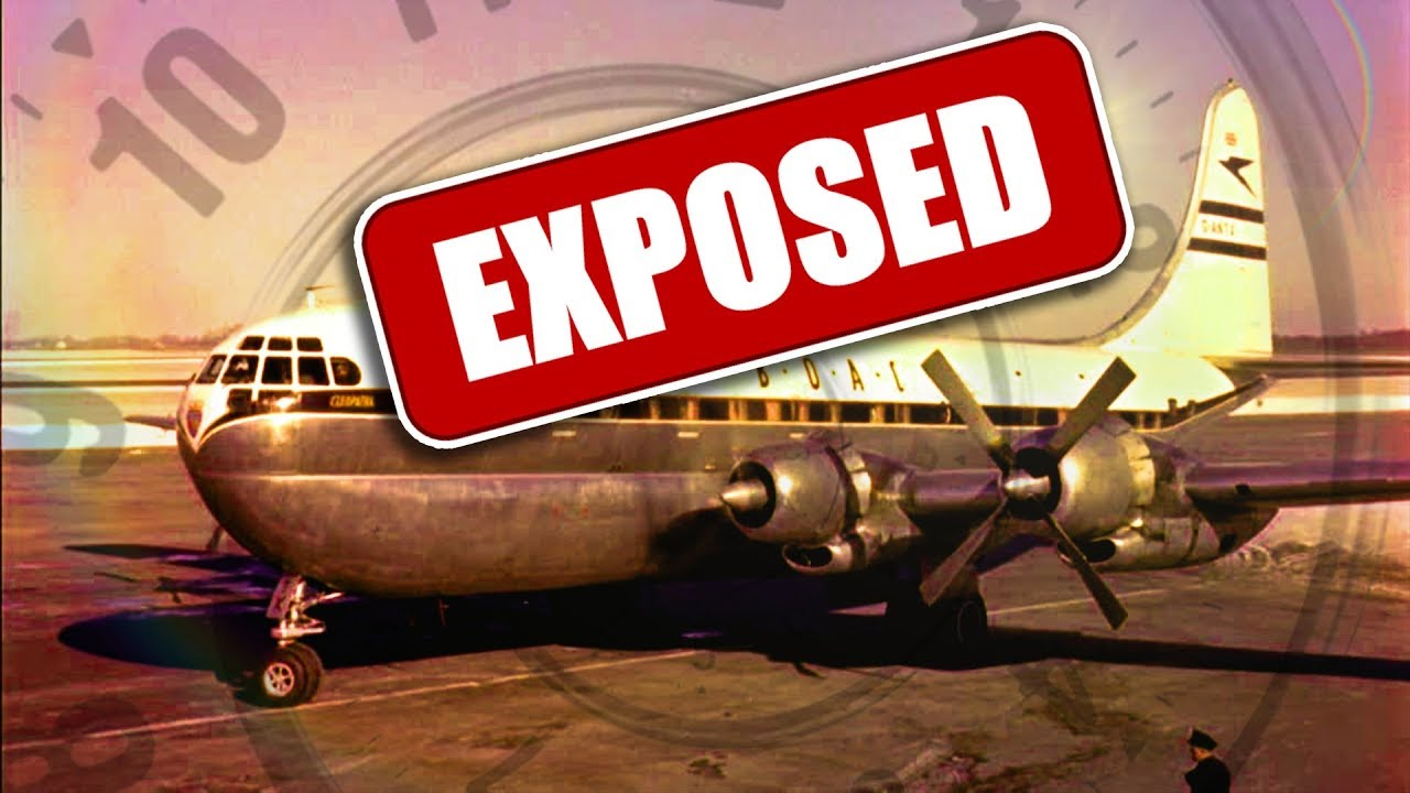 Fake Story Of Plane Landed After 37 Years Finally Exposed Youtube