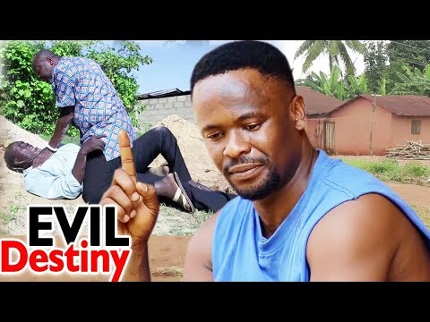 Evil Destiny Season 3&4  - {New Movie} Zubby Micheal 2019 Latest Nigerian Nollywood Movie ll Full HD