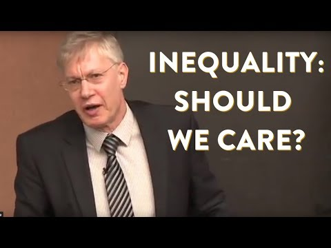 Inequality: Should We Care?