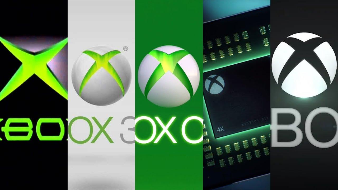 The Evolution of Xbox Boot Screens 2001 - 2020 (Xbox - Xbox Series X)