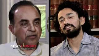 India : One of the Best Interview of Dr. Subramaniam Swamy
