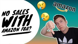 Why Your Amazon FBA Product Isn't Selling - Plus BIG Announcement From Me!