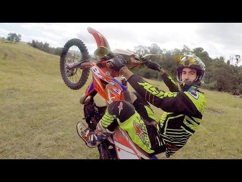 EXTREME ENDURO SKILLS: ride like Graham Jarvis & Johnny Walker!