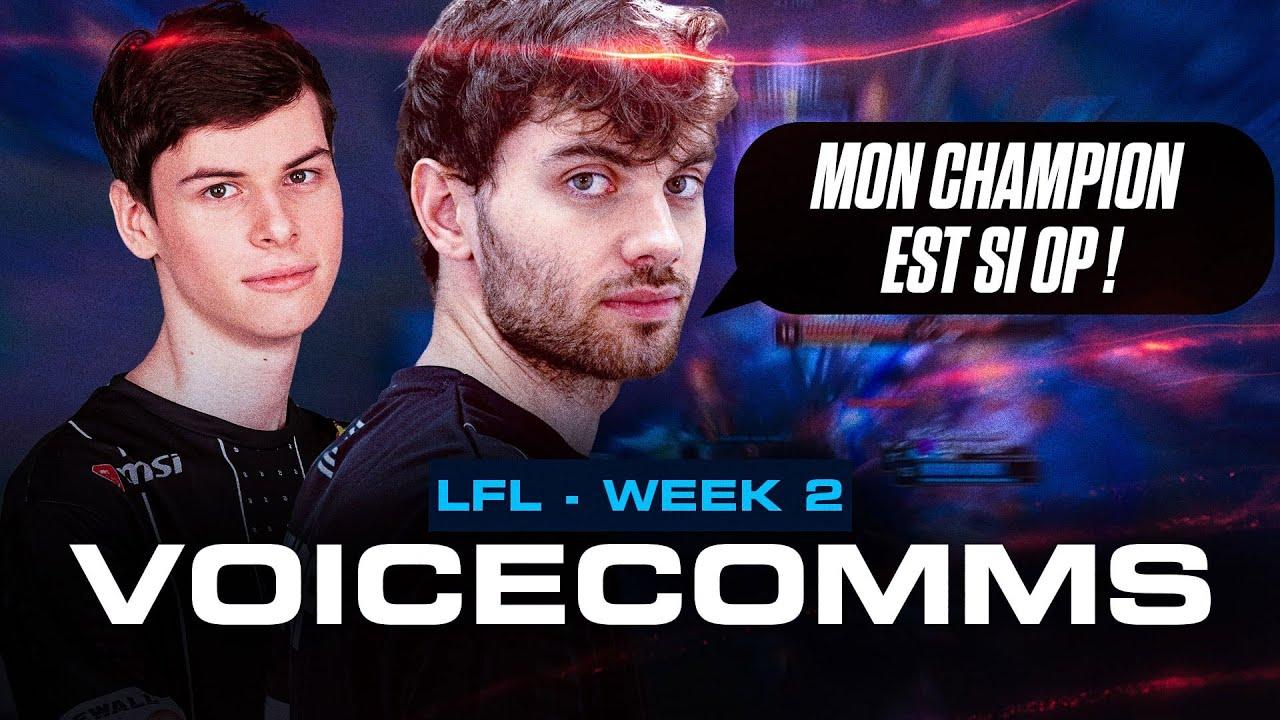 MON CHAMPION EST SI OP ! KCORP LFL Voice Comms #16