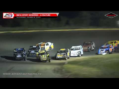 Stock Car/Sport Modified Features - US 30 Speedway - 9/14/19
