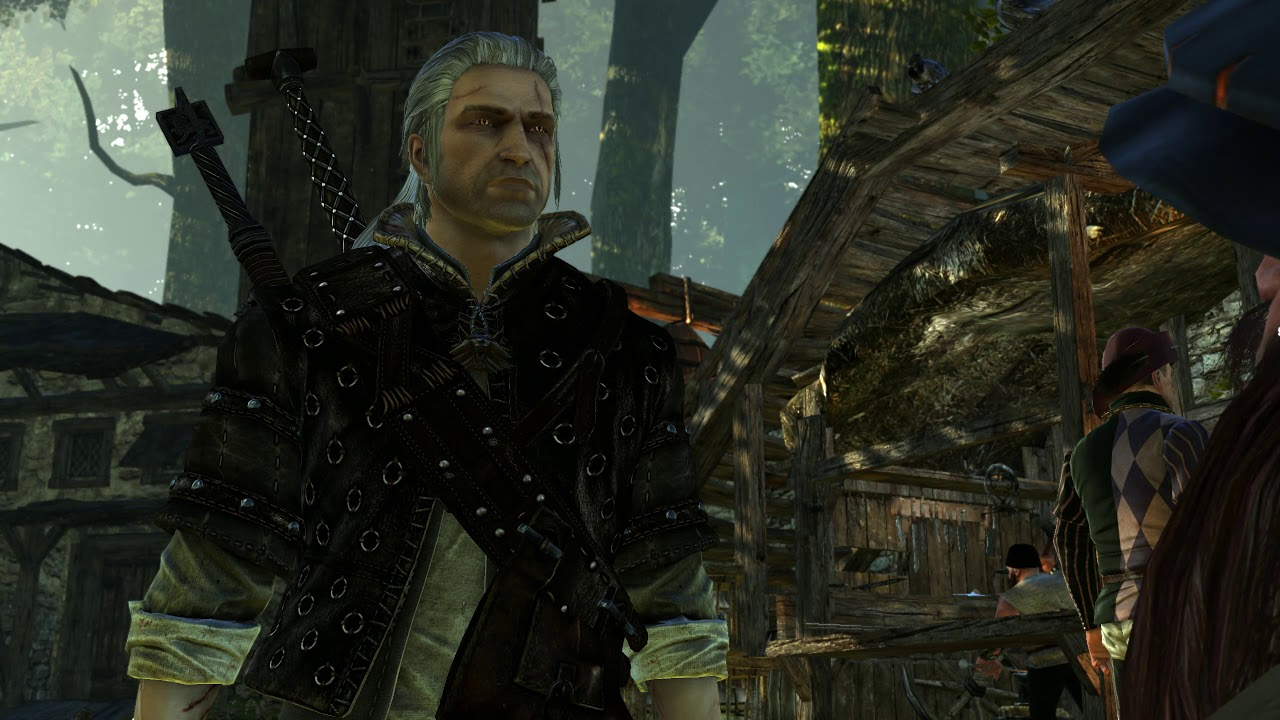 The Witcher 2 Haircuts Youtube