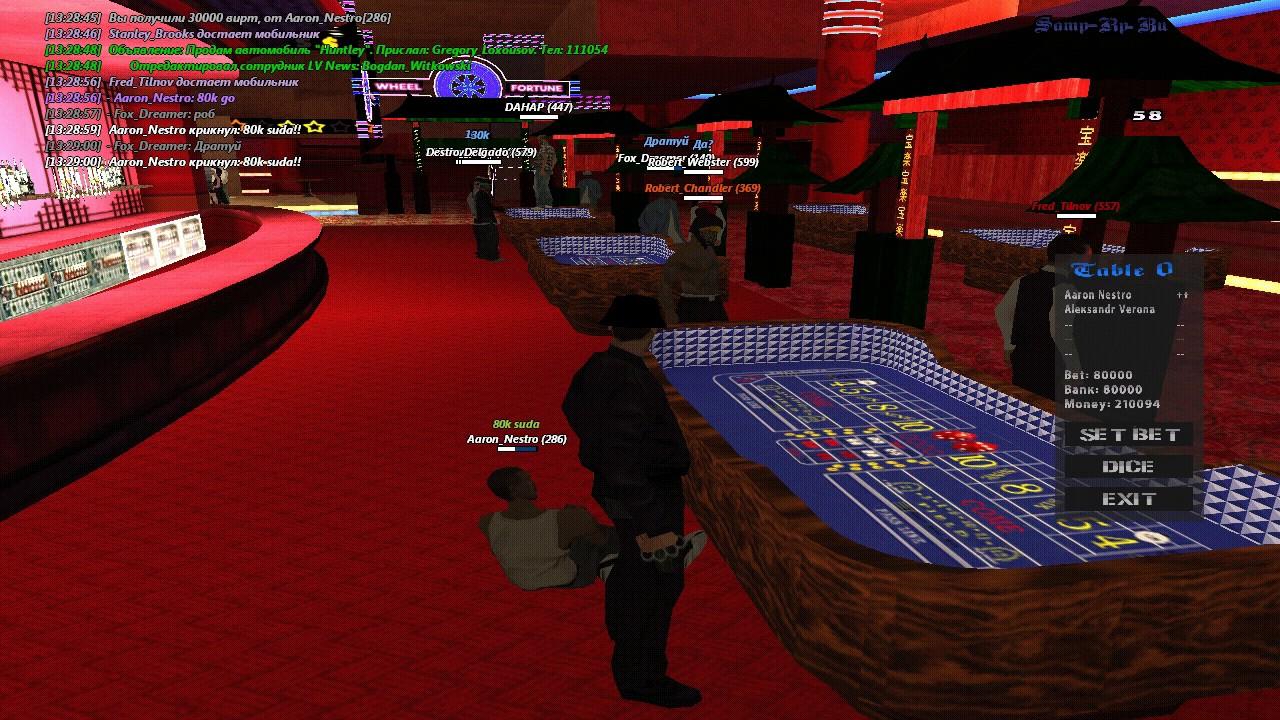 на в играть как казино samp rp