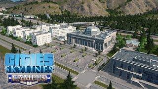 Cities: Skylines Campus DLC - pierwsze wrażenia