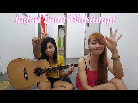 Dewi Persik ~ Indah Pada Waktunya  ACOUSTIC GUITAR COVER
