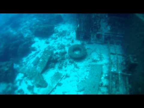 Extreme Divers Avantis III wreckship 2011