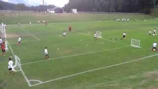 Milan Junior Camp - Cortina D'Ampezzo - 1 VS 1