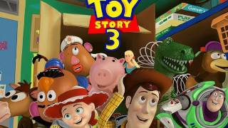 Toy Story 3 iPad Finger Painting by Kyle Lambert HD