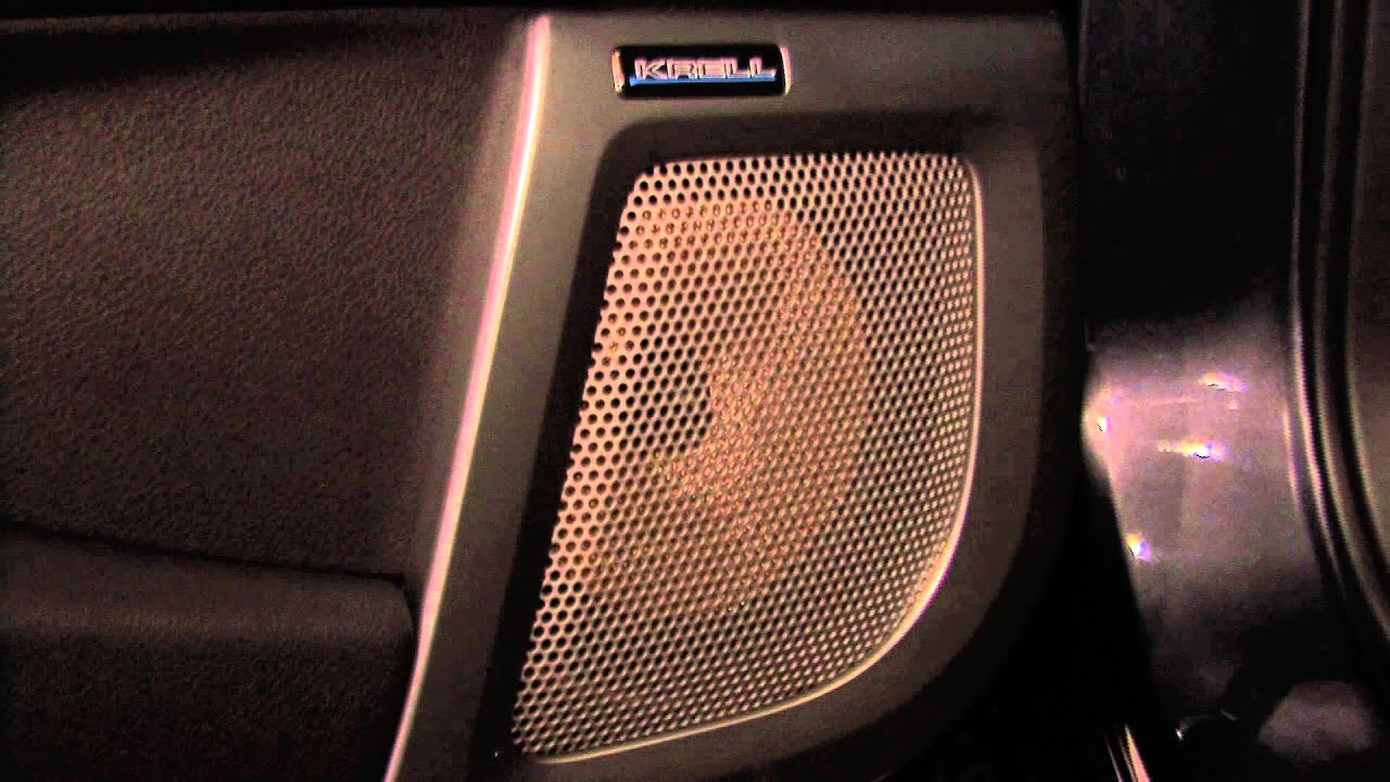 An Exclusive Look At The Krell Sound System In 2017 Acura Rlx