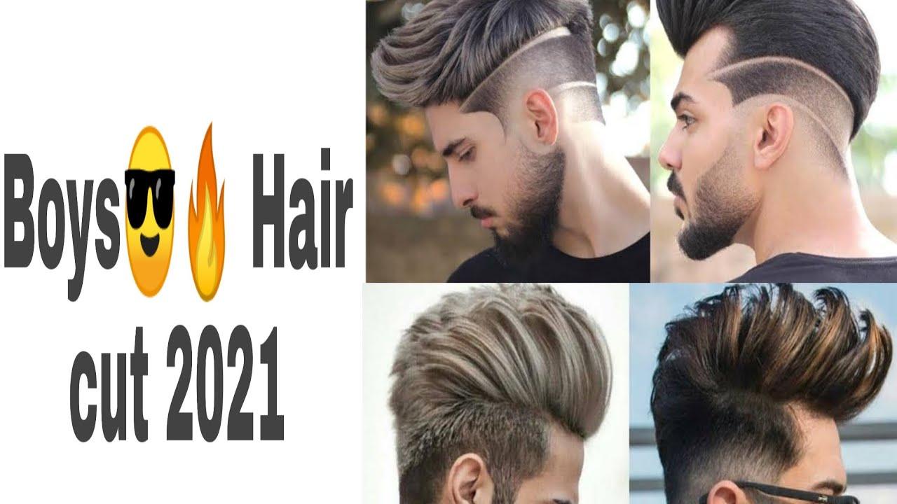 Most stylish hair cut.Boys 🔥 Hair cut 2021 . hair cut New style.2021 hair cut.hair design. - YouTube