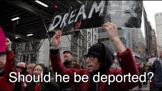 Dreamer and Rape Survivor at NYC Women's March 2018