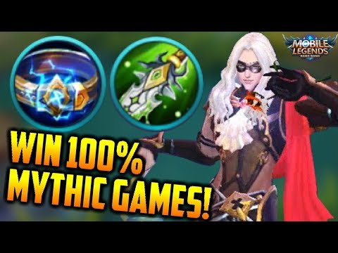 MUST HAVE ITEM ON LANCELOT TO RANK UP! + UPDATE! MOBILE LEGENDS LANCELOT RANKED GAMEPLAY