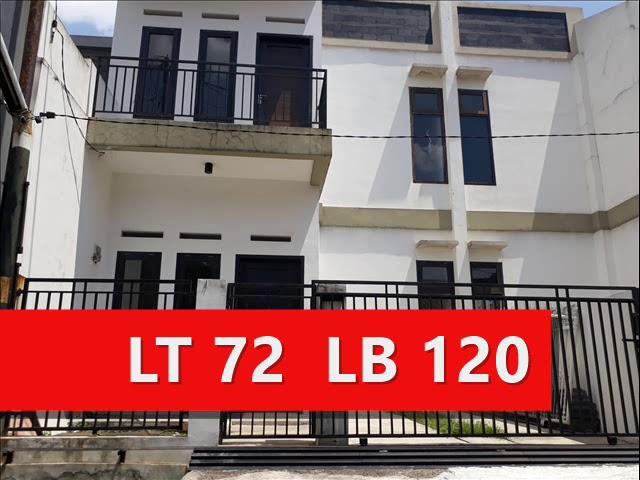 Rumah Jl Saturnus Margahayu Bandung – LT 72 LB 120 - Jual Rumah Bandung .NET