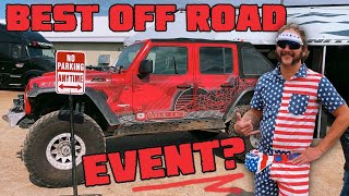 THIS IS THE FUNNEST OFF ROADING EVENT! Crandon Wisconsin